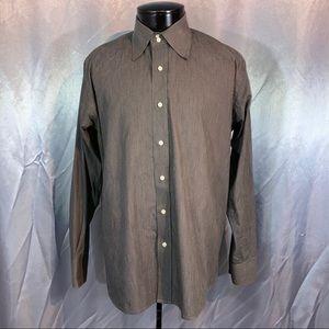 Vintage Gucci men's dress shirt